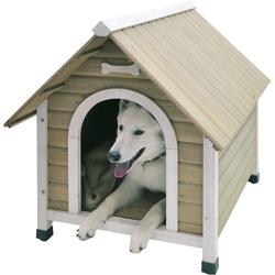 Nobby Hundehütte CIVETTA JAVA, Größe 2: 84 x 70 x 82 cm