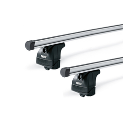 THULE ProBar Dachträger Professional Sprinter Fixpunkte 753+392+3032