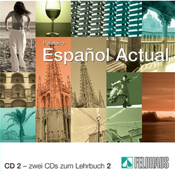 Espanol Actual 2. 2 CDs