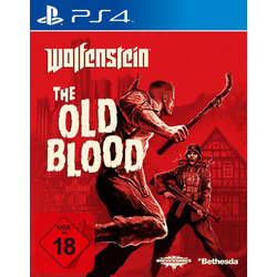 Wolfenstein 1 Addon The Old Blood - PS4
