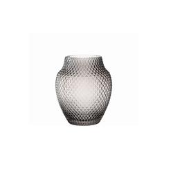 Glas Koch Vase Poesia in grau, 23 cm