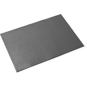 Durable 730537 Schreibunterlage aus hochwertigem (soften Leder, 650 x 450 mm, rutschfest) graphit