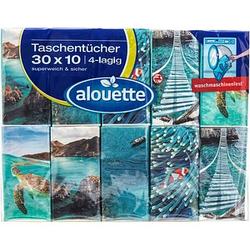 alouette Taschentücher   30x 10 Tücher