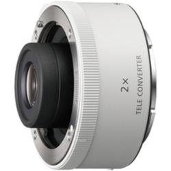 Sony Objektiv 2,0 fach Telekonverter weiß