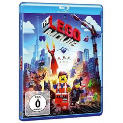 BLU-RAY The LEGO Movie Hörbuch