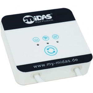 Wifi-Adapter für Pool Wärmepumpe Mida.Black