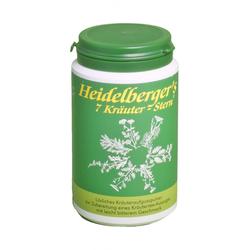 Heidelberger's 7 Kräuter-Stern, 250 g (MHD: 10/19)