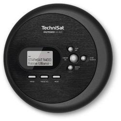 DIGITRADIO CD 2GO Discman (CD-Player, DAB+, UKW, MP3 mit Resume-Funktion, Kopfhöreranschluss, Equalizer)
