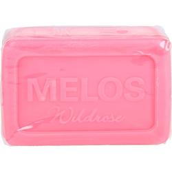 MELOS reine Pflanzenöl-Seife Wildrose 100 g