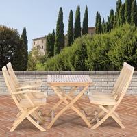 Siena Garden Paleros 44,5 x 65 x 97 cm klappbar