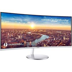 Samsung C34J791WTU LED-Monitor Weiß