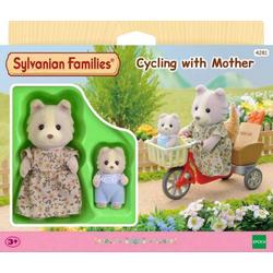 Sylvanian Families® Fahrradfahren mit Mutter 4281