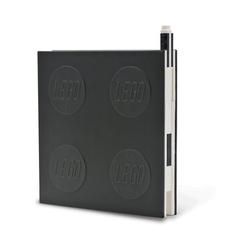 LEGO® Notizbuch schwarz