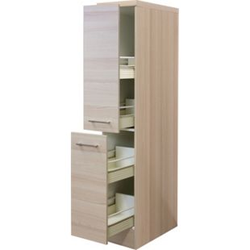 Flex-Well Demi-Apothekerschrank Focus 30 cm