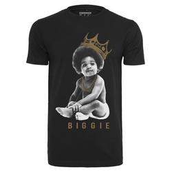 MisterTee T-Shirt Biggie Crown Child (1-tlg) S