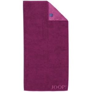 JOOP! Handtuch  JOOP 1600 Classic Doubleface ¦ rosa/pink ¦ 100% Baumwolle ¦ Maße (cm): B: 50