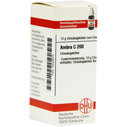 AMBRA C 200 Globuli