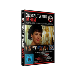 Große Literatur im Film-Deluxe Box (6 DVDs) DVD