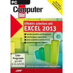 USM ComputerBild - Effektiv arbeiten mit Excel 2013