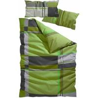 Linon grün (135x200+40x80cm)