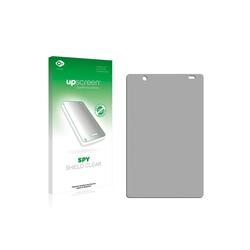 upscreen Schutzfolie für Alcatel One Touch OT-918D One Touch, Folie Schutzfolie Sichtschutz klar anti-spy