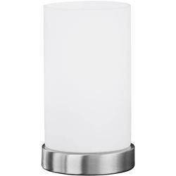 ACTION Loft 830701640170 Tischlampe LED E14 60W Nickel (matt)