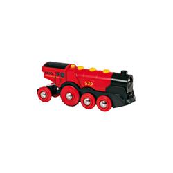 BRIO® Spielzeug-Eisenbahn Rote Lola Batterielok