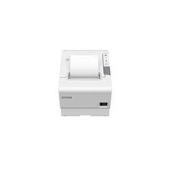 TM-T88VI - Bon-Thermodrucker, USB + Ethernet + RS232, Buzzer, weiss