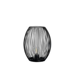 LEONARDO LED Laterne Laterne 24 cm, LED Casolare