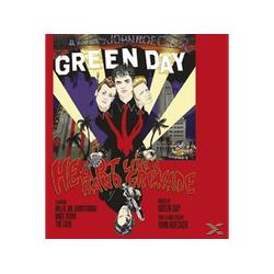 - Green Day Heart Like A Hand Grenade (DVD)