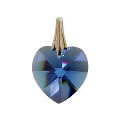 Adelia´s Amulett, Kristallherz Blau