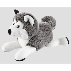 Schaffer® Kuscheltier Schlittenhund- Husky 24 cm