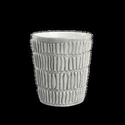 Mateus Stripes Tasse 300 ml Grau