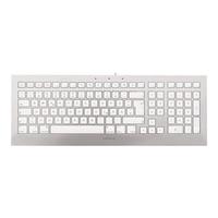 Cherry STRAIT 3.0 for MAC UK weiß/silber (JK-0370GB)