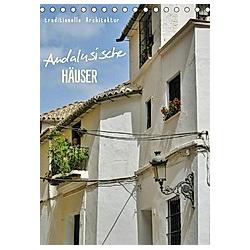 Andalusische Häuser (Tischkalender 2021 DIN A5 hoch)