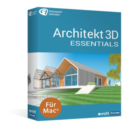 Avanquest Architekt 3D 20 Essentials | für MAC