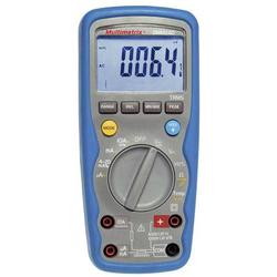 Multimetrix DMM 240 Hand-Multimeter digital Wasserdicht (IP67) CAT III 1000 V, CAT IV 600V Anzeige (