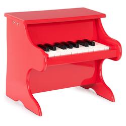 FunKey MP-18 Mini Spielzeug Kinderpiano rot