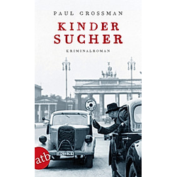 Kindersucher. Paul Grossman  - Buch
