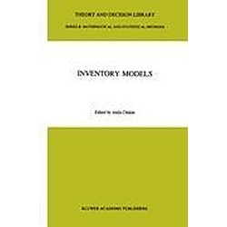 Inventory Models - Buch