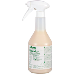 Kiehl Lithodur Kristallisator, Kristallisator für kalkhaltige Natursteinböden, 750 ml - Flasche