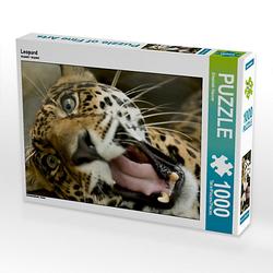 Leopard Lege-Größe 64 x 48 cm Foto-Puzzle Bild von Elisabeth Stanzer Puzzle