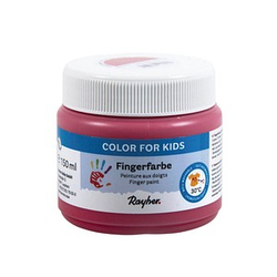Rayher   Fingerfarbe kardinalrot 150,0 ml, 1 St.