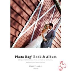 Hahnemühle Photo Rag® Book & Album 220 g. 66,5 x 92 cm. Box 50 blatt breitbahn