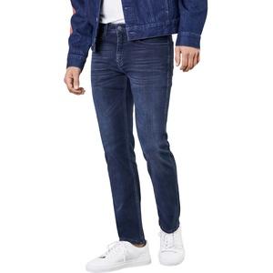 MAC Jeans Modern Fit Arne in blauem Left Hand Denim-W31 / L32 Blau 31 x 32