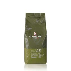 Blaser Café Kaffeebohnen Pura Naturé BIO Fairtrade 1000g