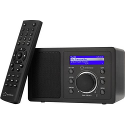 Renkforce RF-IR-MONO1 Internet Tischradio Internet Bluetooth®, AUX, Internetradio, WLAN DLNA-fähig