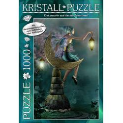 M.I.C. Swarovski Kristall Puzzle Motiv: Dream Fairy.Puzzle