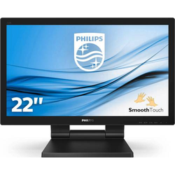 Philips 222B9T/00 Touchscreen-Monitor 1