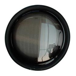 Bullauge starr 380 mm (Glas = 362 mm)